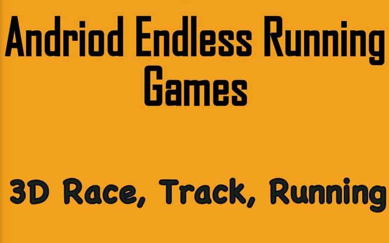 Top Best Android Race Track Running Games Free Online
