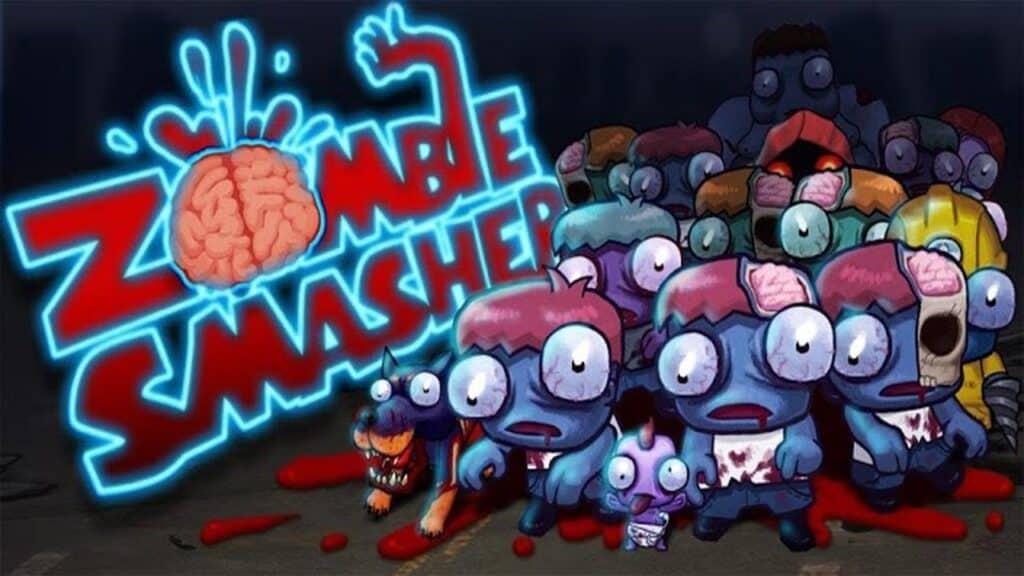 zombie games zombie smasher