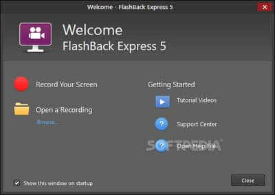 FlashBack Express - Screen Recorder