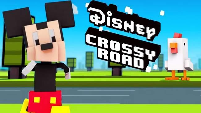 Disney Crossy Road For PC, Disney Crossy Road For Mac, Disney Crossy Road For Windows
