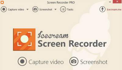 IceCreamApps - Screen Recorder