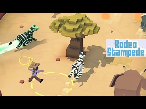 Download Rodeo Stampede: Sky Zoo Safari For iOS And Android