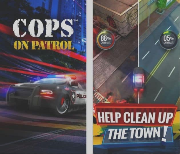 Download Cops On Patrol For iOS And Android