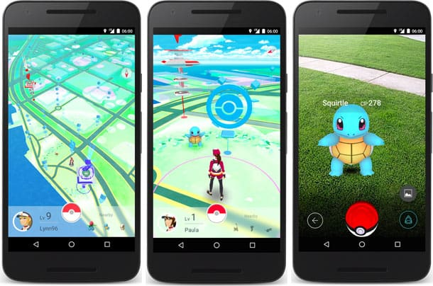 Download Pokemon Go For iOS And Android