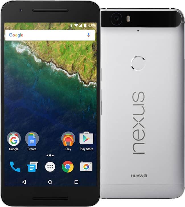Phablet Nexus 6P