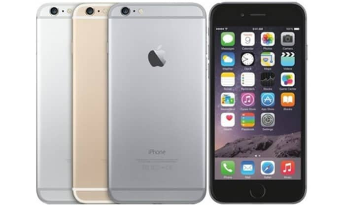 Phablet iPhone 6s plus