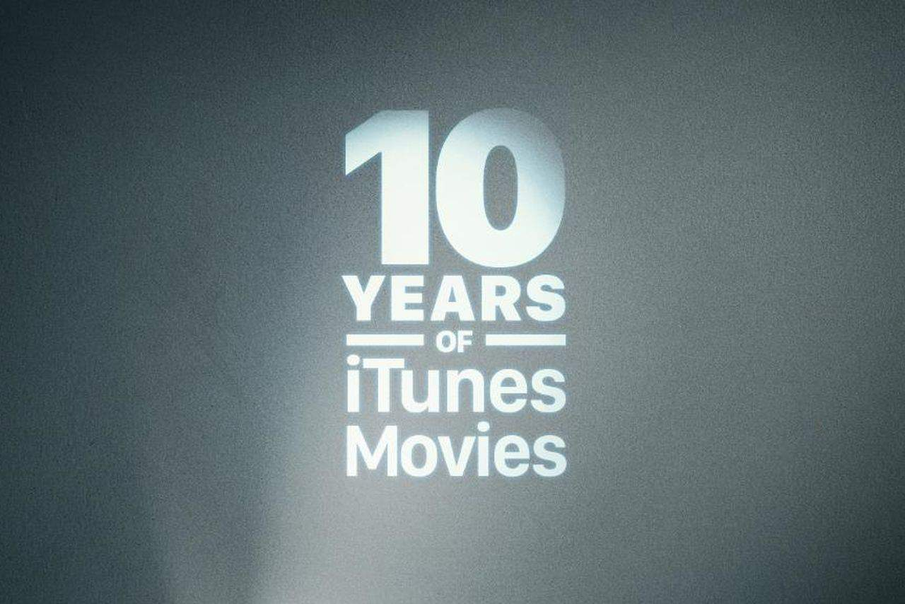 10 Th Birthday Celebrations Of iTunes Movies By Apple