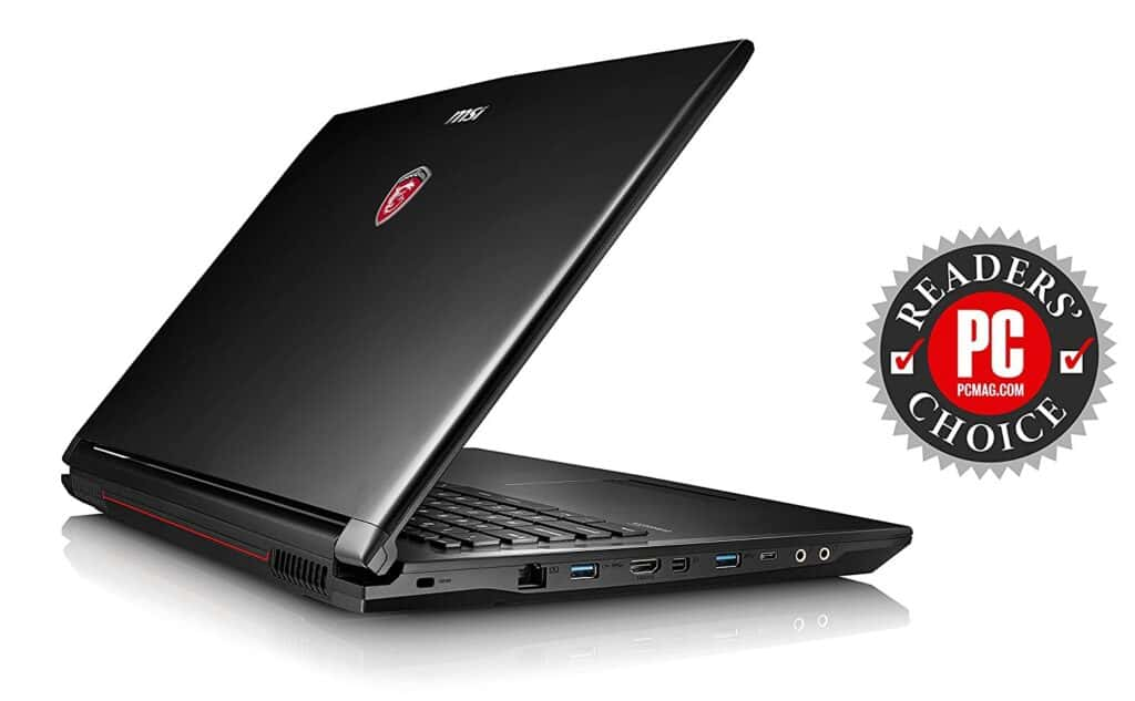 MSI GL72 6QF- 405 Gaming Laptop