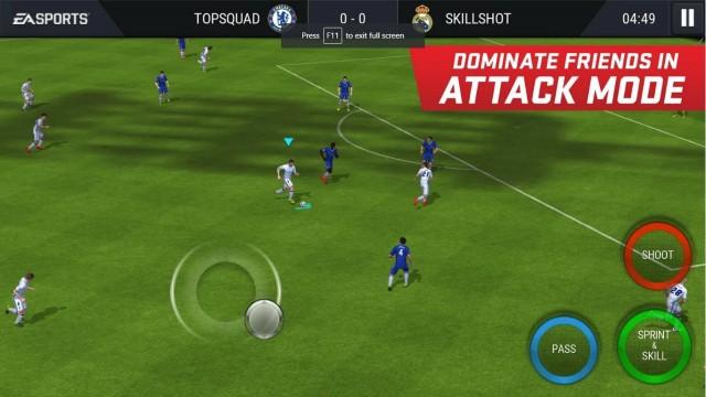 FIFA 2017 app