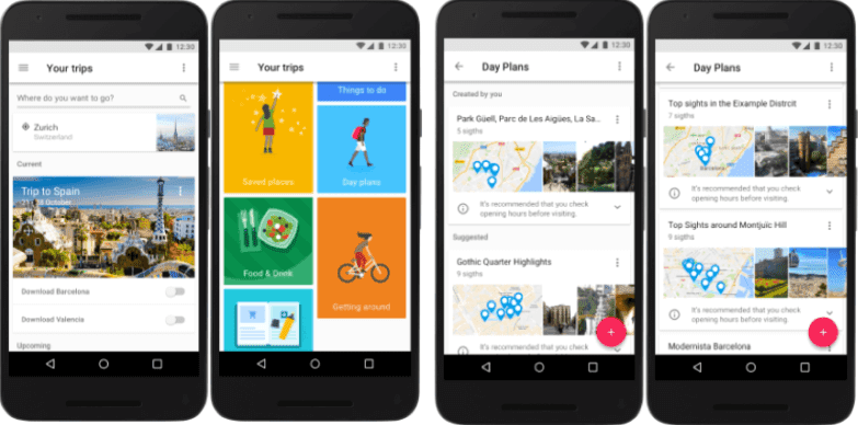 Google Trips An Ideal Travel App For A Trendy Traveller (iOS, Android)