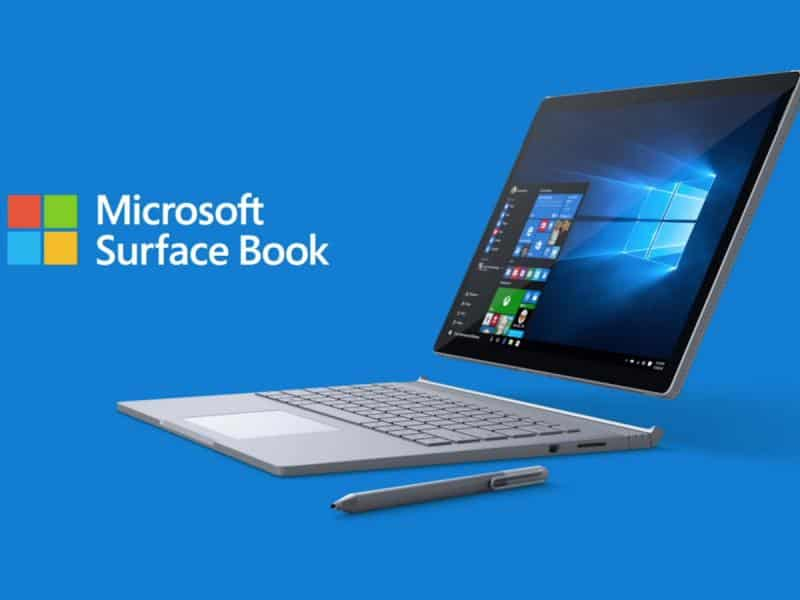 Best Design/Photoshop Microsoft Surface Book: