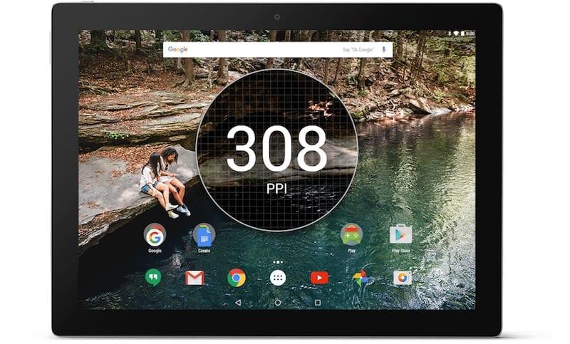 7-Inch Pixel Tablet
