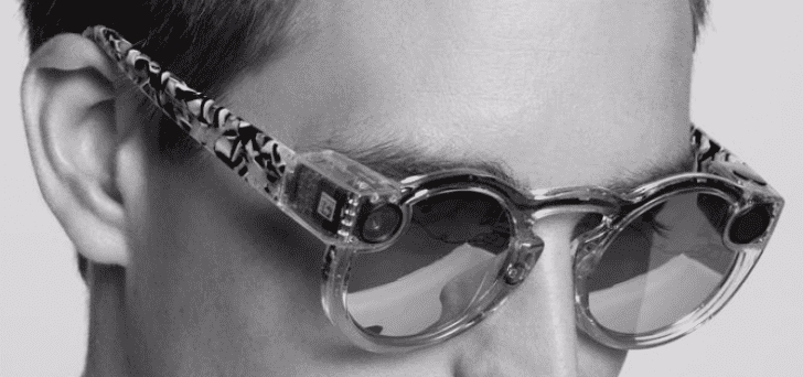 Spectacles The First Sunglasses That Records Videos With Tap Of Button