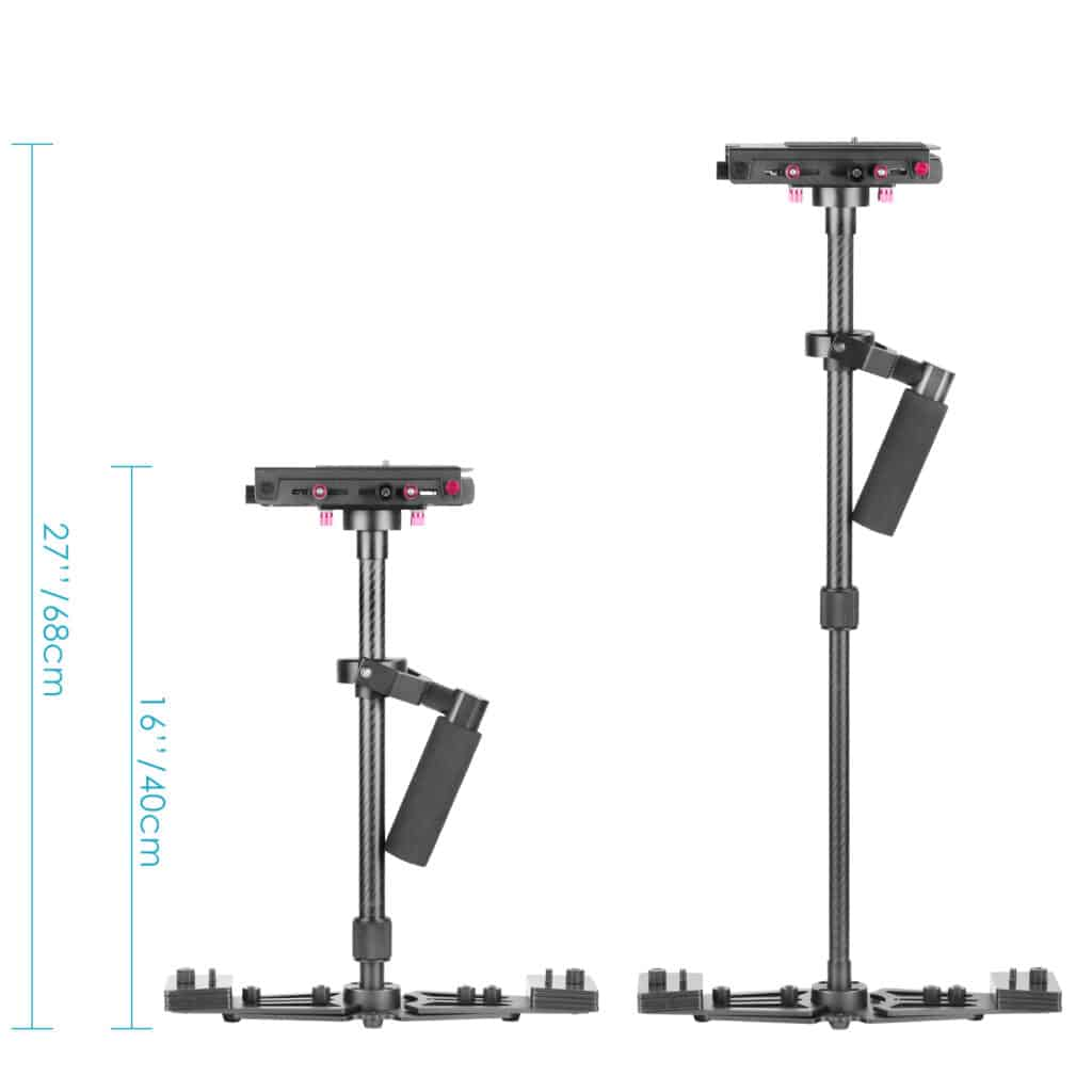 Neewer Carbon Alloy handheld Stabilizer