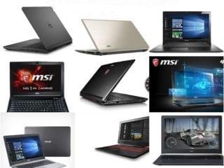 best gaming laptops under 1000 dollars 2017