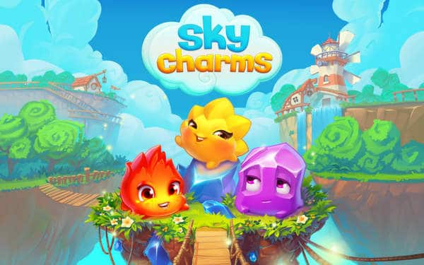 Download Sky Charms For Android, iOS, PC