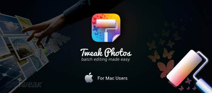 Batch Image Editing App for Mac: Tweak Photos Review