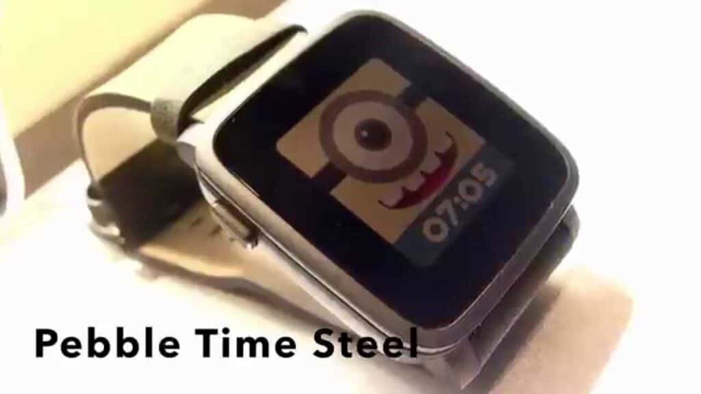 pebbel time steel