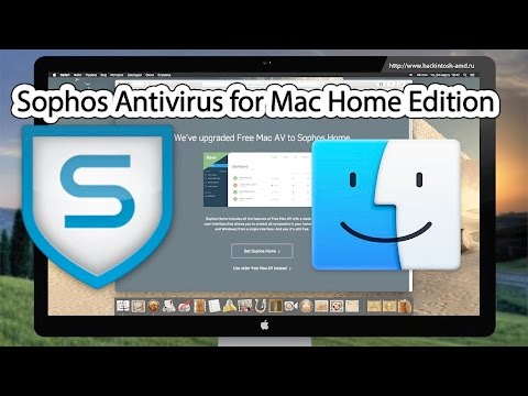 Sophos Antivirus for Mac