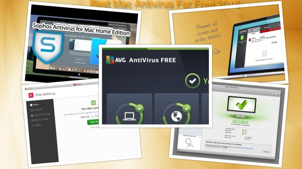 Best Free Mac Antivirus Software 2016 For Malware Adware And Spyware