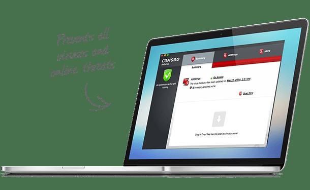 Comodo Antivirus for Mac