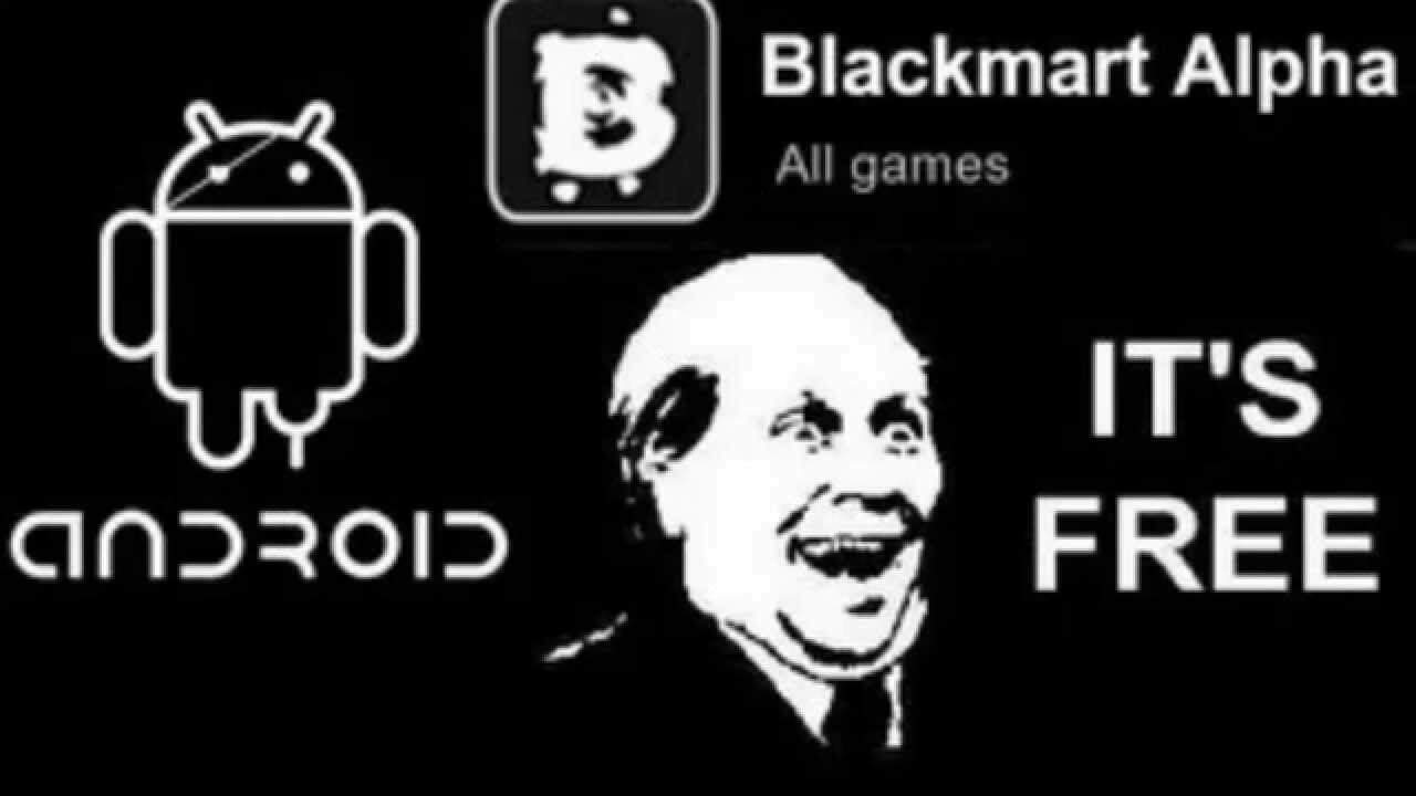 Download Blackmart Alpha APK Free for PC (Windows, Mac)