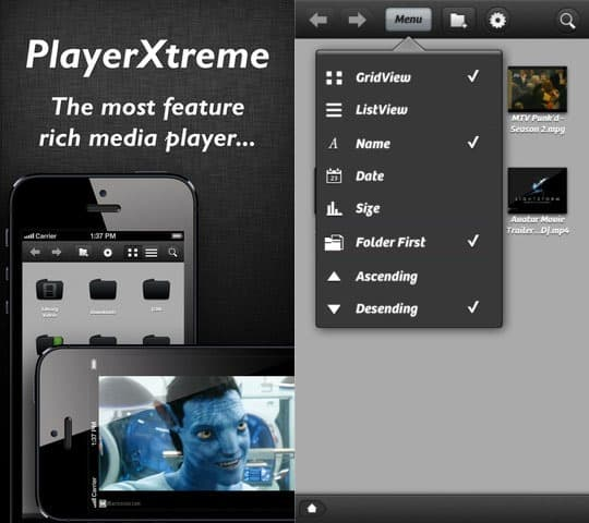 Playertreme Media Player
