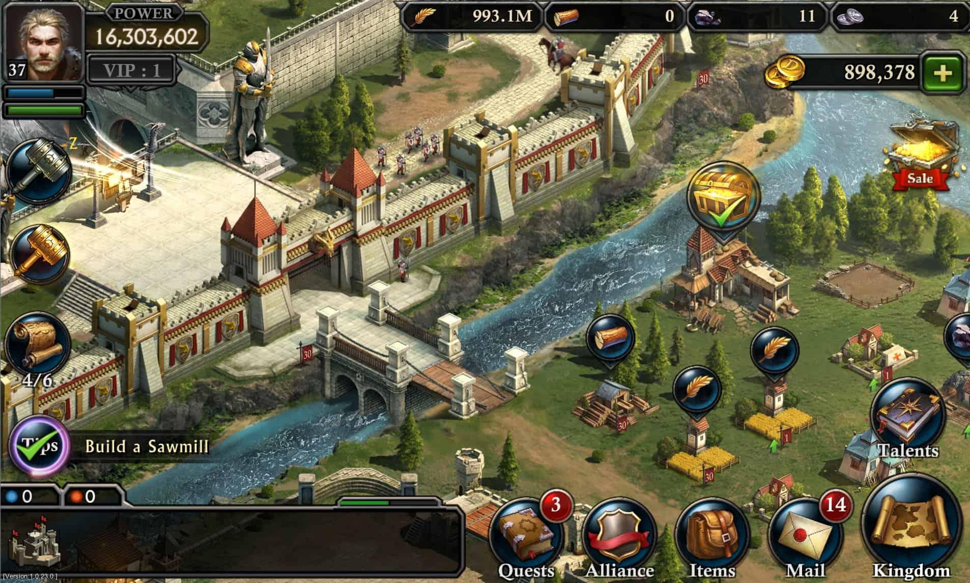 King Of Avalon Dragon Warfare Game